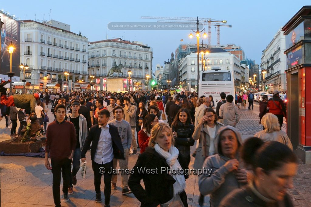 Madrid Rush Hour