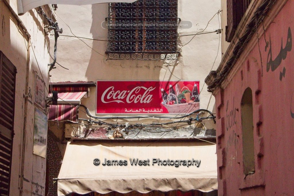 Tangier CocaCola